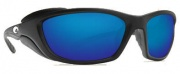 Costa Del Mar Man o War Sunglasses - Black Frame