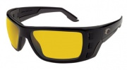 Costa Del Mar Permit Sunglasses Matte Black Frame