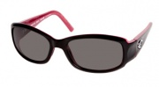 Costa Del Mar Vela Sunglasses Black Coral Frame