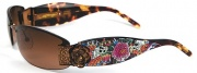 Ed Hardy EHS 020 Skull Butterflies
