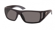 Costa Del Mar Bomba Sunglasses Black Frame
