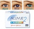 Acuvue 2 Colours Enhancers Contact Lenses