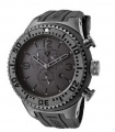 Swiss Legend Neptune Diver Gunmetal IP Watch 11812P