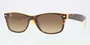 Ray-Ban RB2132 Sunglasses New Wayfarer  Sunglasses - 945L Honey / Crystal Brown