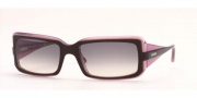 Vogue 2443 Sunglasses - Gray-faded/Chocolate-plum (W9928G)