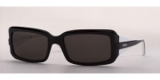 Vogue 2443 Sunglasses - Gray/Black-white (130687)