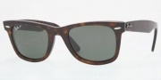 Ray-Ban RB2140 Sunglasses Polarized Original Wayfarer Sunglasses - 901/M3 Black / Crystal Polarized Gray |excluding 54 size|