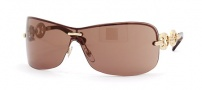 Gucci 2772/S Sunglasses Sunglasses - 0J5G (P0) GOLD (DK BROWN)