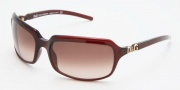 D&G DD 2192 Sunglasses - (K74) Red/Red Gradient