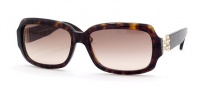 Saks Fifth Ave 39/S Sunglasses - 0086 (RJ) DARK TORTOISE (BROWN GRADIENT)