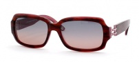 Saks Fifth Ave 39/S Sunglasses - 0SU3 (RP) HAVANA ROSE (PLUM GRADIENT)