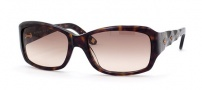 Saks Fifth Ave 40/S Sunglasses - 0086 (RJ) DARK TORTOISE (BROWN GRADIENT)
