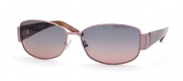 Saks Fifth Ave 42/S Sunglasses - 01F8 (RP) ROSE (PLUM GRADIENT) 