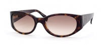 Saks Fifth Ave 43/S Sunglasses - 0086 (RJ) DARK TORTOISE (BROWN GRADIENT)