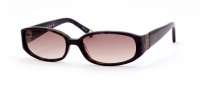 Saks Fifth Ave 46/S Sunglasses - 0086 (RJ) DARK HAVANA (BROWN GRADIENT)