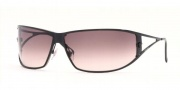 Versace VE2040 Sunglasses - 1009/8G Black/Grey Gradient Lenses