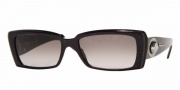 Salvatore Ferragamo/ FE 2134B Sunglasses - (576-11) Black Python/Gray Gradient