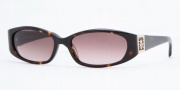 Anne Klein/ AK 3129 Sunglasses - (202-29) Tortoise Brown Gradient