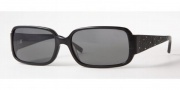 Anne Klein/ AK 3104 Sunglasses - (201-01) Black