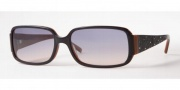 Anne Klein/ AK 3104 Sunglasses - (205-06) Dark Brown Solid