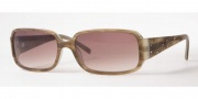 Anne Klein/ AK 3104 Sunglasses - (207-08) Brown Gradient