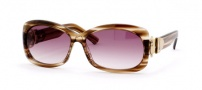 Gucci 2983/S Sunglasses - 0RDQ (02) BROWN BRILLIANT (BROWN GRADIENT) 