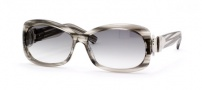 Gucci 2983/S Sunglasses -  0RDZ (LF) BLACK BRILLIANT (GRAY GRADIENT) 