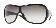 Ray-Ban RB 4099 Sunglasses Sunglasses - (601-8G)Black/Gray Gradient