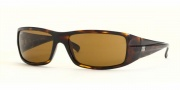 Ray-Ban RB4057 Sunglasses Sunglasses - (642) Havana/Crystal Brown