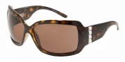 Dolce & Gabbana DG 6042B Sunglasses - (502-73) Havana/Brown (Discontinued Color NLA)