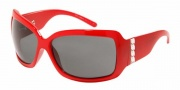Dolce & Gabbana DG 6042B Sunglasses - (797-87) Red/Gray