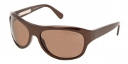 Dolce & Gabbana/ DG 4031 Sunglasses - (676-33) Brown Chocolate/Crystal Brown