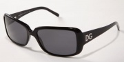 Dolce & Gabbana/ DG 4013B Sunglasses - (501-87) Black/Gray