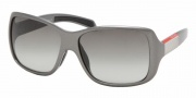 Prada PS 08HS Sunglasses - 7BD3M1 Stone/Gray Gradient