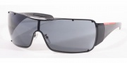 Prada PS 51GS Sunglasses - 5AV1A1 Gunmetal/Gray