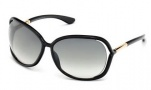 Tom Ford 0076 Raquel Sunglasses - U44 Burgundy to Black Gradient / Burgundy Gradient