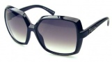 DSquared2 DQ0015/S Sunglasses - (01B)Shiny Black/Smoke Gradient