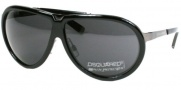 DSquared2 DQ0003/S Sunglasses - (01A)Black/Black