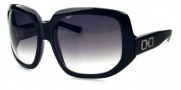 DSquared2 DQ0020/S Sunglasses - (01B)Black/Grey Gradient