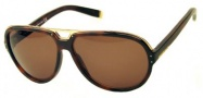 DSquared2 DQ0006/S Sunglasses - (52E)Havana Gold/Brown