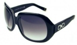 DSquared2 DQ0019/S Sunglasses - (01B)Black/Grey Gradient