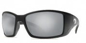 Costa Del Mar Blackfin - Matte Black Frame Sunglasses - Silver Mirror / 580G