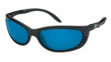Costa Del Mar Fathom Sunglasses Gunmetal Frame Sunglasses - Vermillion Glass/COSTA 400