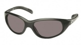 Costa Del Mar Wave Killer Sunglasses Matte Black Frame Sunglasses - Vermillion CR 39/COSTA 400