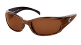 Costa Del Mar Hammerhead Sunglasses Driftwood Frame Sunglasses - Copper / 580P