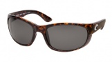 Costa Del Mar Howler Sunglasses Shiny Tortoise Frame Sunglasses - Sunrise Glass/COSTA 400