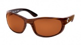 Costa Del Mar Howler Sunglasses Driftwood Frame Sunglasses - Copper / 580P