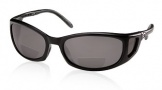 Costa Del Mar Pescador C-Mates Bifocals Sunglasses - Matte Black / Gray +2.50