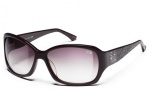 Smith Fixture  Sunglasses - Black Stripe/Gray Gradient