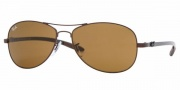 Ray-Ban RB8301 Sunglasses Sunglasses - 014 Brown/Crystal Brown